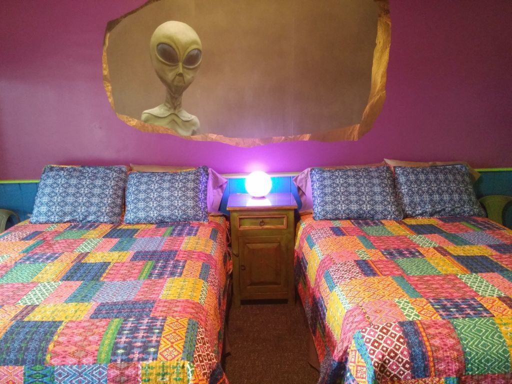The Alien Room Clean Motel In Central New Mexico Corona